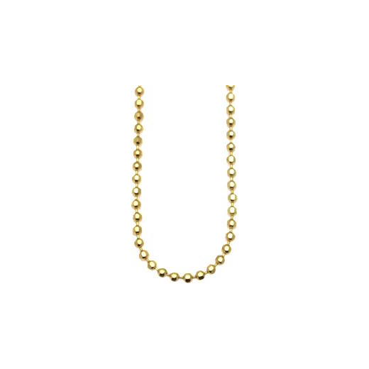Virtue Keepsake 45cm Gold Bead Chain