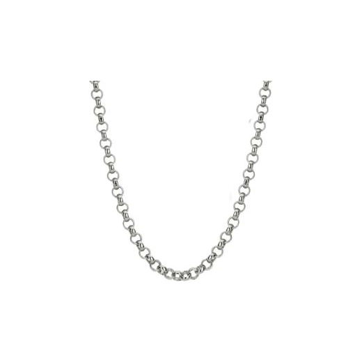 Virtue Keepsake 45cm Silver Belcher Chain