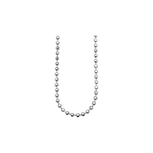 Virtue Keepsake 76cm Silver Bead Chain