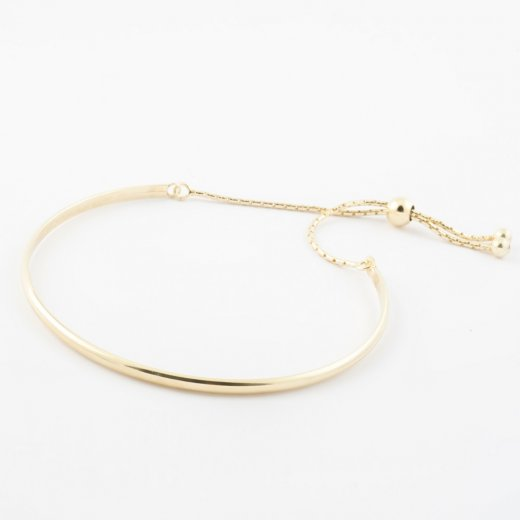 Virtue Exquisite Adjustable Plain Bangle