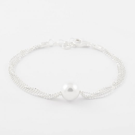 Virtue Exquisite Beaded Multichain Ball Bracelet