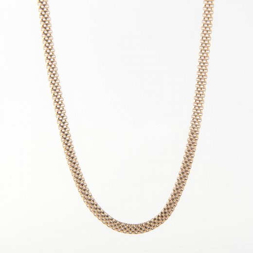 Virtue Exquisite Classic Coreana Chain Necklace