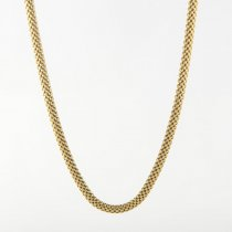 Classic Coreana Chain Necklace