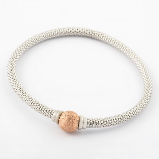 Coreana Satin Bead Bangle