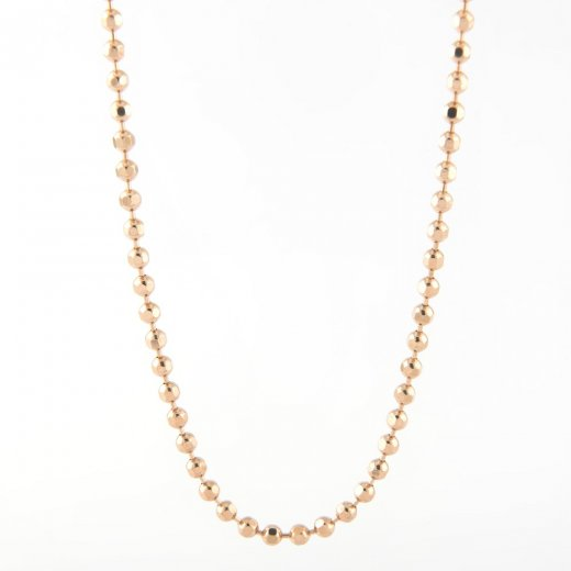 Virtue Exquisite Faceted Bead Necklace