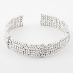 Five Row Bead Bangle