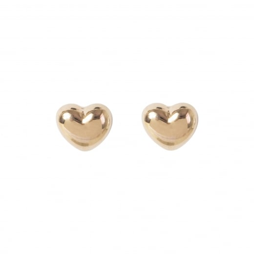 Virtue Exquisite Heart Stud Earrings