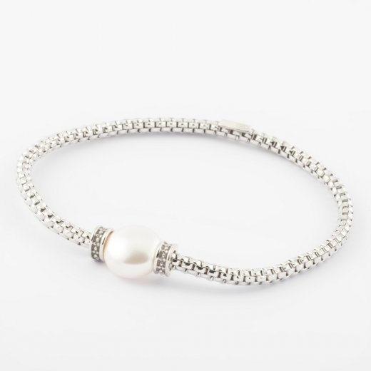 Virtue Exquisite Pearl Stretch Bracelet