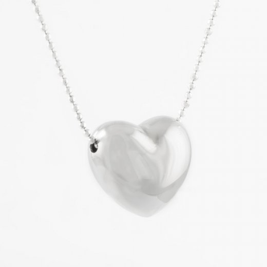 Virtue Exquisite Single Heart Necklace