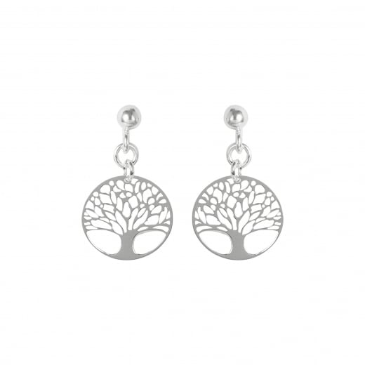 Virtue Exquisite Tree of Life Earrings