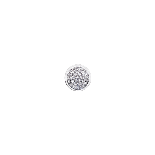 Virtue Keepsake 10mm Cubic Zirconia Disc