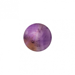 23mm Amethyst Disc