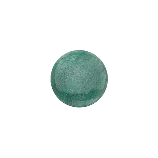Virtue Keepsake 23mm Green Aventurine Disc
