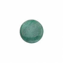 23mm Green Aventurine Disc
