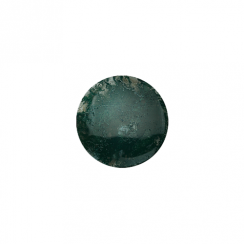 23mm Moss Agate Disc