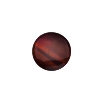 23mm Red Tigers Eye Disc