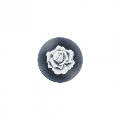 23mm Rose Cameo Disc