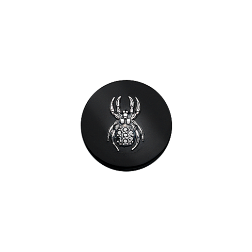 Virtue Keepsake 23mm Spider on Onyx Disc