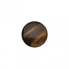 23mm Tigers Eye Disc