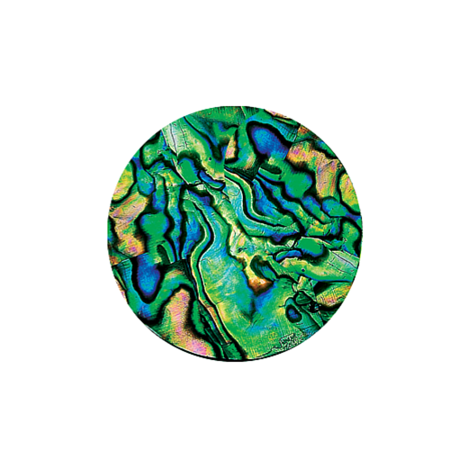 Virtue Keepsake 32mm Abalone Disc