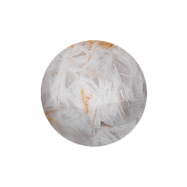 32mm Bamboo Agate Disc