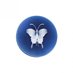 32mm Butterfly Cameo Disc