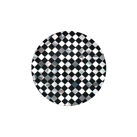 Virtue Keepsake 32mm Checkerboard Disc