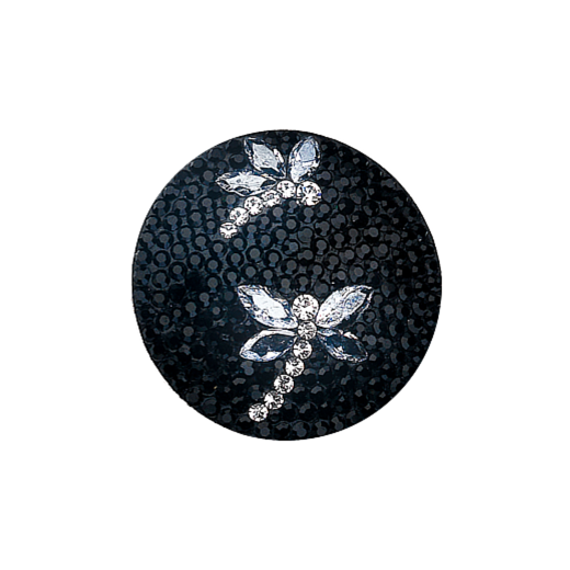 Virtue Keepsake 32mm Dragonfly Crystal Disc