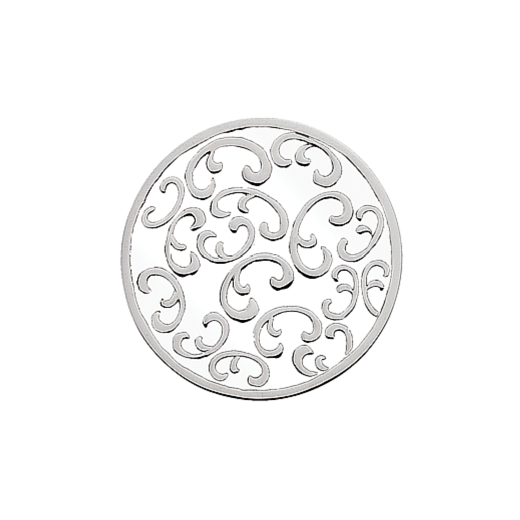 Virtue Keepsake 32mm Filigree Enamel Disc