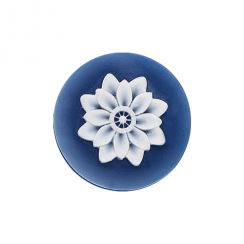 32mm Flower Cameo Disc