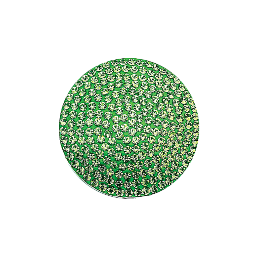 Virtue Keepsake 32mm Peridot Crystal Disc - August