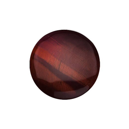 Virtue Keepsake 32mm Red Tigers Eye Disc