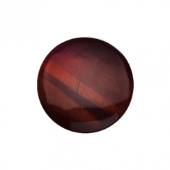 32mm Red Tigers Eye Disc