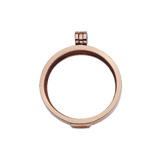 Virtue Keepsake 32mm Rose Gold Locket