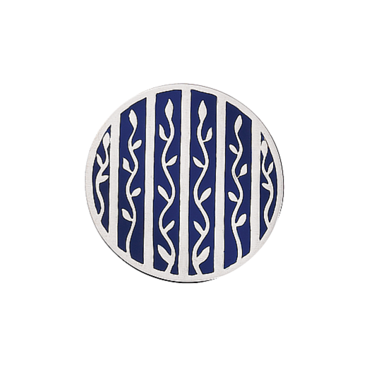 Virtue Keepsake 32mm Vines Enamel Disc