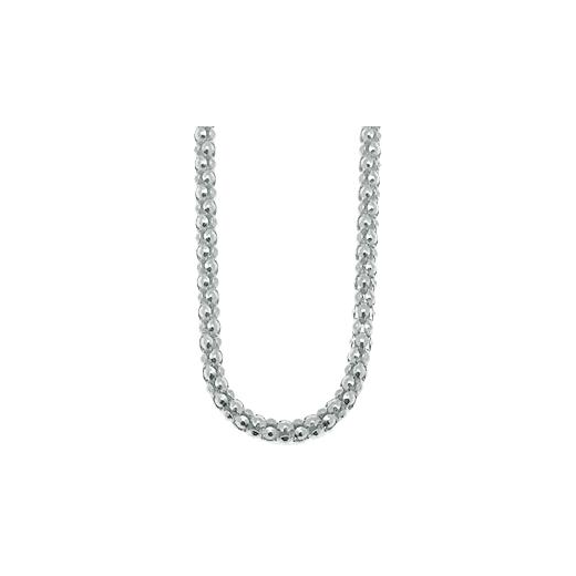 Virtue Keepsake 45cm Silver Popcorn Chain