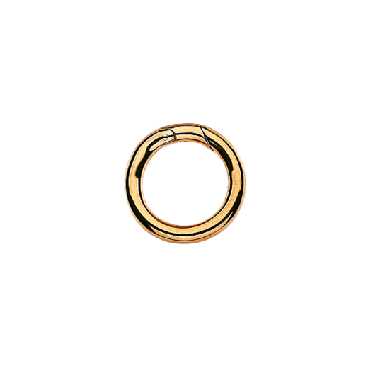 Virtue Keepsake Large Gold Connecting Ring