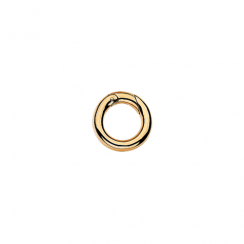 Small Gold Connecting Ring