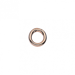 Small Rose Gold Connecting Ring