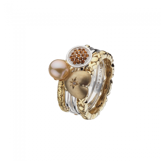 Virtue Stack Rings Adoration Stack Ring Collection