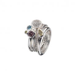 All That Glitters Stack Ring Collection