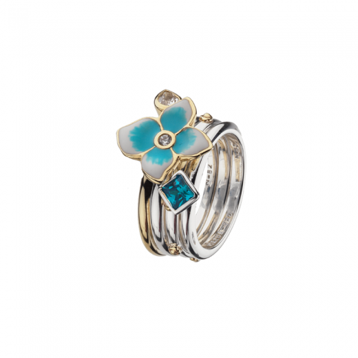 Virtue Stack Rings Blossom Stack Ring Collection