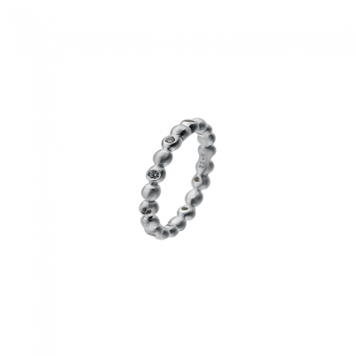 Virtue Stack Rings Cobble