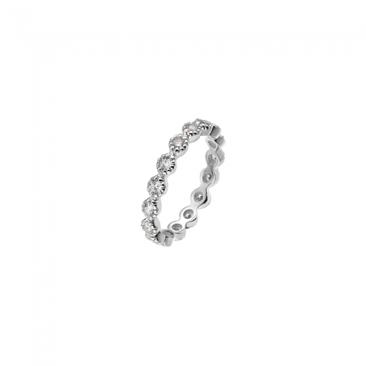 Virtue Stack Rings Cosmic Trail