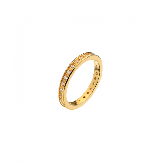 Virtue Stack Rings Forever Gold