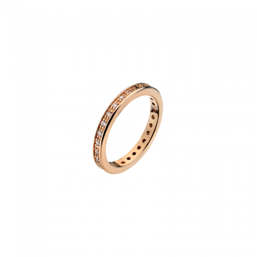 Virtue Stack Rings Forever Rose Gold