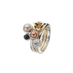Four Seasons Stack Ring Collection