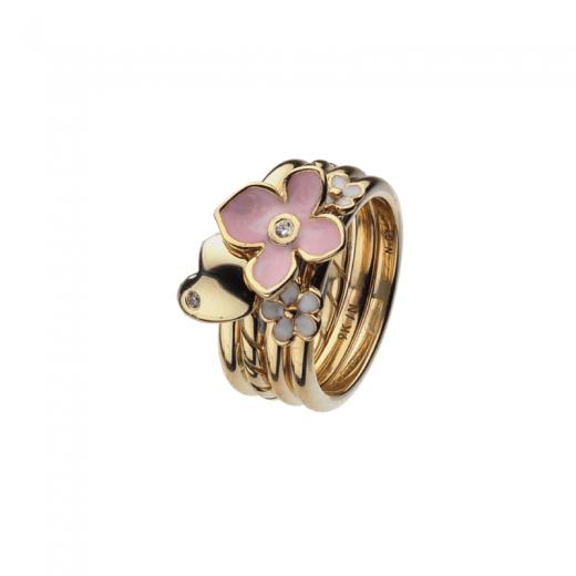 Virtue Stack Rings Heaven Stack Ring Collection