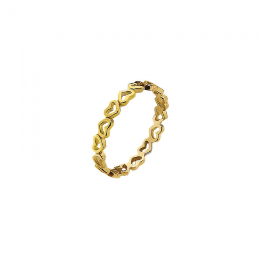 Virtue Stack Rings Juliet Gold Stack Ring