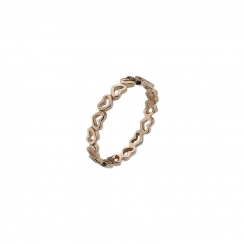 Juliet Rose Gold Stack Ring